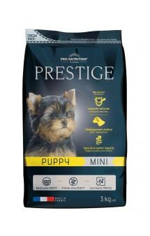 Prestige Puppy Mini Корм для щенков мелких пород / Pro-Nutrition Flatazor (Франция)