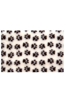 Коврик меховой Сливки, 1х1,6 м / ProFleece (Великобритания)