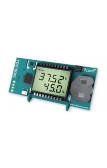 Гигрометр-термометр Rcom Digilog 3 / Rcom (Южная Корея)