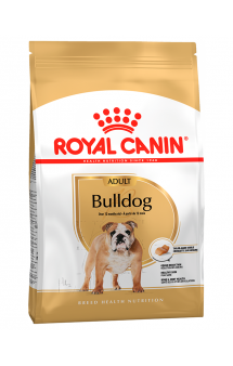 Bulldog adult, корм для английского бульдога / Royal Canin (Франция)