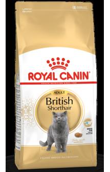 British Shorthair Adult, корм для Британских короткошерстных кошек / Royal Canin (Франция)