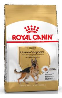 German Shepherd adult, корм для Немецкой овчарки / Royal Canin (Франция)