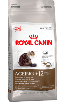 AGEING +12 / Royal Canin (Франция)