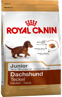 Dachshund junior,корм для щенков таксы / Royal Canin (Франция)