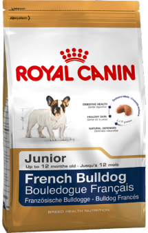 French Bulldog junior / Royal Canin (Франция)