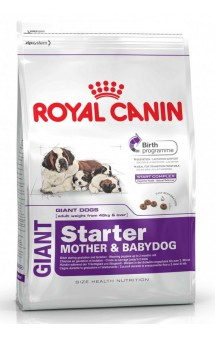 GIANT Starter mother and babydog / Royal Canin (Франция)