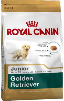 Golden Retriever junior / Royal Canin (Франция)