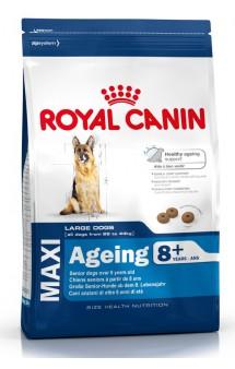 MAXI AGEING 8 +  / Royal Canin (Франция)