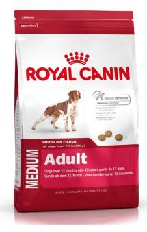 MEDIUM Adult,корм для собак средних пород  / Royal Canin (Франция)