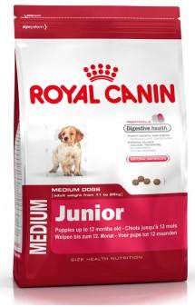 MEDIUM Junior, корм для щенков средних пород / Royal Canin (Франция)
