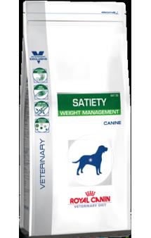 SATIETY Weight Management SAT 30, корм для контроля избыточного веса собаки / Royal Canin (Франция)