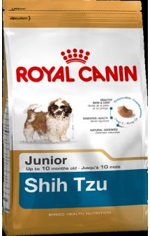 Shih Tzu junior, корм для щенков породы Ши-тцу / Royal Canin (Франция)