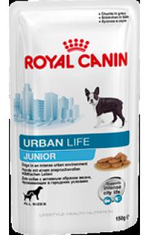 URBAN Life Junior WET, корм для городских щенков / Royal Canin (Франция)