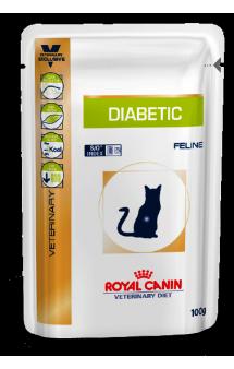 Diabetic, корм для кошек при диабете / Royal Canin (Франция)