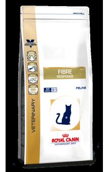 Fibre Response FR31, диета для кошек при нарушении пищеварения / Royal Canin (Франция)