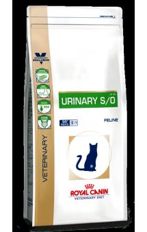 Urinary S/O LP34,диета для кошек при МКБ / Royal Canin (Франция)