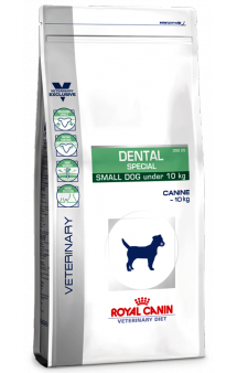 Dental Special DSD25, диета для гигиены полости рта у собак / Royal Canin (Франция)
