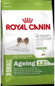X-Small Ageing +12 / Royal Canin (Франция)