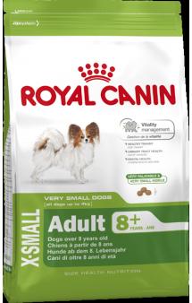 X-Small Adult 8+ / Royal Canin (Франция)