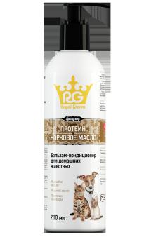 Бальзам-кондиционер с Протеином и Норковым маслом / Royal Groom (Россия)