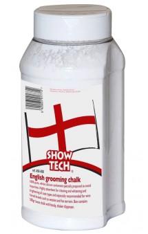 Show Tech English Grooming Chalk, грумерская пудра, белая / Show Tech (Бельгия)