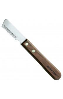 Show Tech 3300 Fine Stripping Knife, тримминговочный нож для мягкой шерсти / Show Tech (Бельгия)