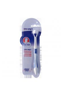 Trio-Pet Toothbrush, зубная щетка 3-х сторонняя / Show Tech (Бельгия)