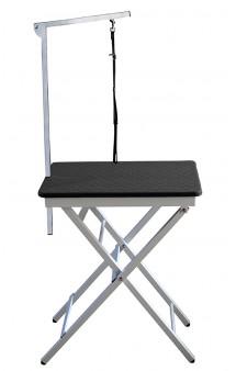 Groom-X Ringside Table Black, грумерский стол, черный / Show Tech (Бельгия)