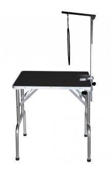 SS Grooming Table Black, грумерский стол, черный / Show Tech (Бельгия)