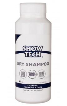 Show Tech Dry Shampoo, сухой шампунь для собак и кошек / Show Tech (Бельгия)