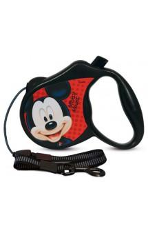 Disney MICKEY, Поводок-рулетка / Triol (Китай)