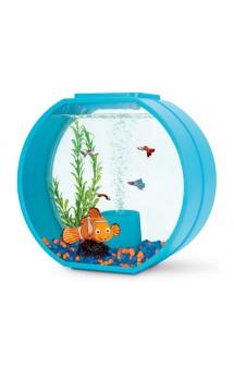 Аквариум Disney Nemo, голубой / Triol (Китай)