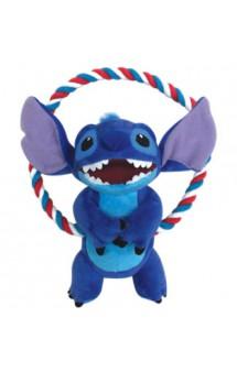 Мягкая игрушка Disney Stitch,с круглым канатом / Triol (Китай)