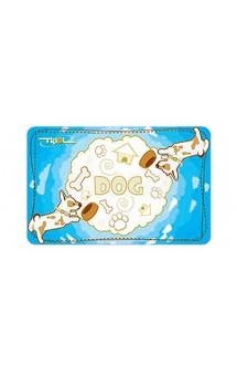 """Коврик под миску """"Dog"""", с нескользящим покрытием / Triol (Китай)"""