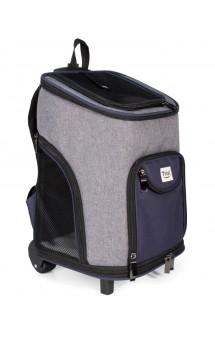"""Сумка-рюкзак для животных """"Трансформер"""", на колесах / Triol (Китай)"""