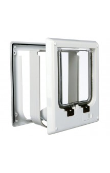 Дверца для кошки 4 позиции, электромагнитная / Trixie (Германия)