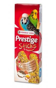 Prestige Sticks, палочки с яйцом и ракушечником для волнистых попугаев / Versele-Laga (Бельгия)