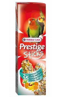 Prestige Sticks, палочки с экзотическими фруктами для средних попугаев / Versele-Laga (Бельгия)