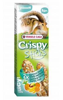 Crispy, палочки с экзотическими фруктами для хомяков и белок / Versele-Laga (Бельгия)