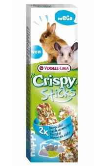 """Crispy Mega, """"Горная долина"""" палочки для кроликов и шиншилл / Versele-Laga (Бельгия)"""