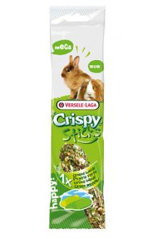 """Crispy Mega """"Зеленый луг"""" палочки для кроликов и морских свинок / Versele-Laga (Бельгия)"""