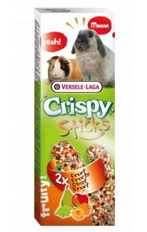 Crispy, палочки с фруктами для кроликов и морских свинок / Versele-Laga (Бельгия)