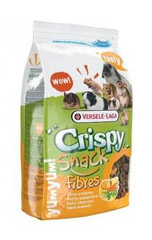 Crispy Snack Fibres, дополнительный корм для грызунов, с клетчаткой / Versele-Laga (Бельгия)