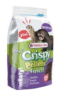 Crispy Pellets Ferrets, гранулированный корм для хорьков / Versele-Laga (Бельгия)