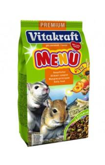 Premium Menu Vital for Gerbile, основной корм для песчанок / Vitakraft (Германия)