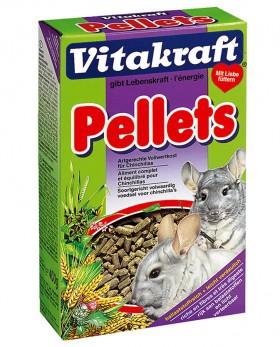 Pellets - основной корм для шиншилл / Vitakraft (Германия)