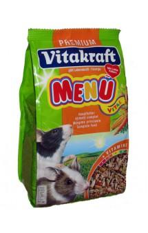 Menu Vital mouse, основной корм для мышей / Vitakraft (Германия)