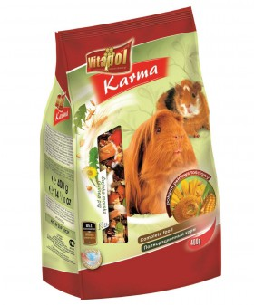 Karma, полнорационный корм для морской свинки / Vitapol (Польша)