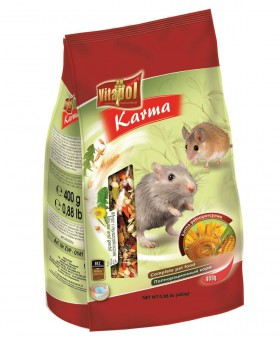 Karma, полнорационный корм для мышей и песчанок / Vitapol (Польша)