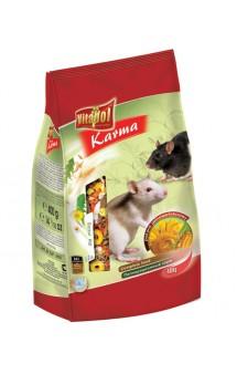 Karma, полнорационный корм для декоративных крыс / Vitapol (Польша)